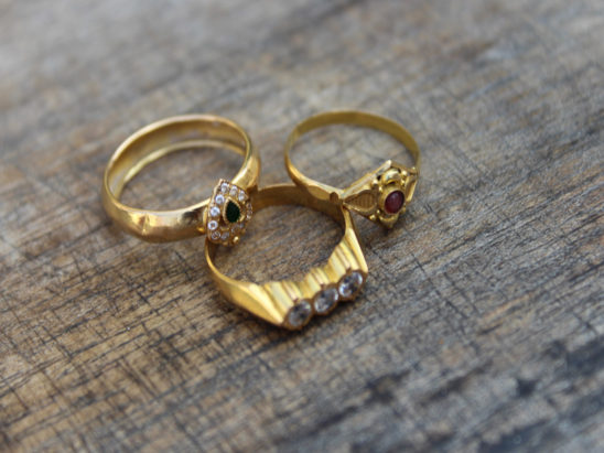 Men and Women Ring Collection