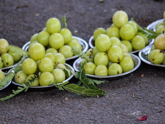 Gooseberry for sale near temple