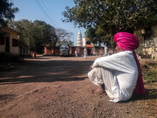 Village Men with turban