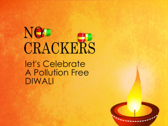 Go green Diwali Wishes