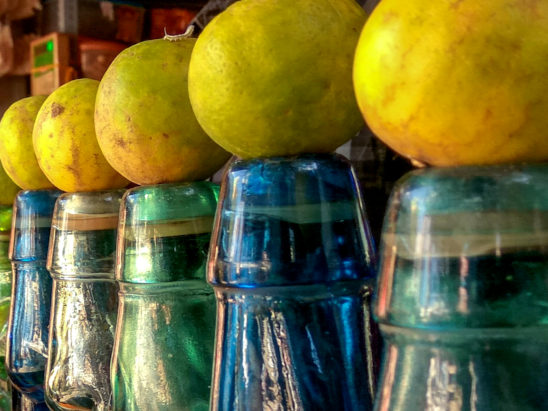 goli soda and lemon