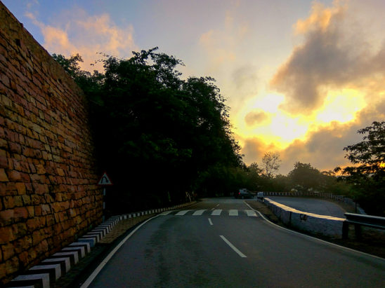 tirumala hill roads