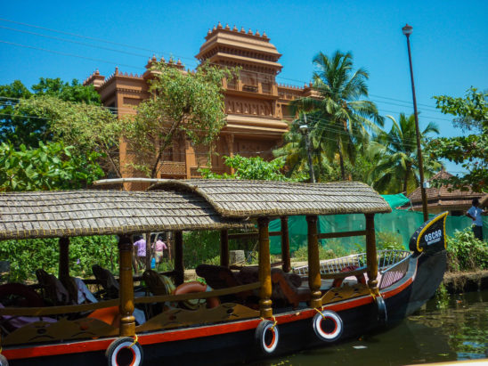 Boat house - Kerala - Fort