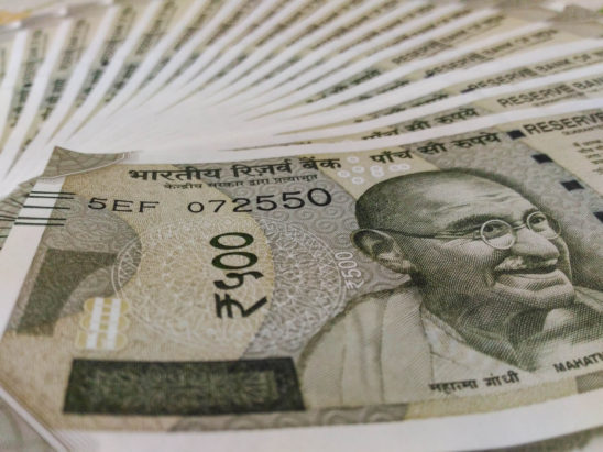 500 rs notes Ghandhiji