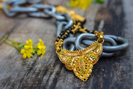 Mangalsuthra - Wedding chain