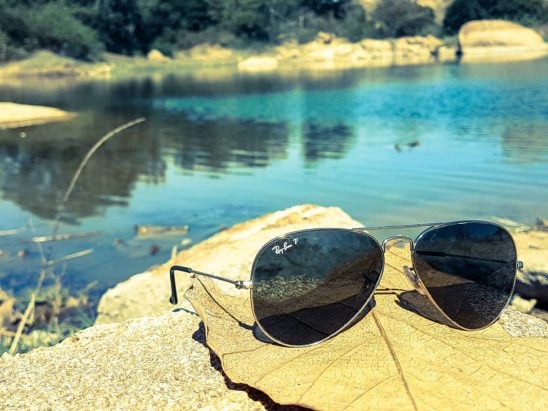 Rayban Specs - River view