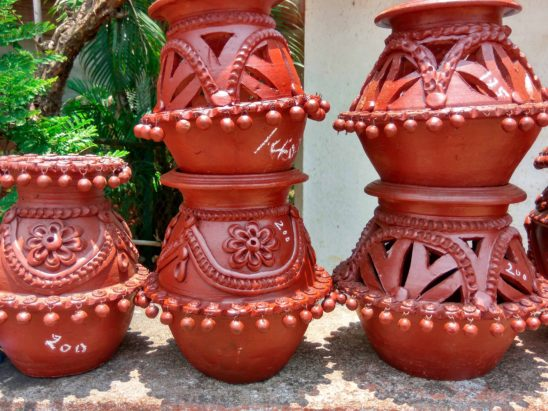 Indian Designer Pot