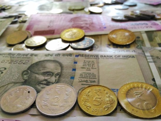 Indian currency denomination