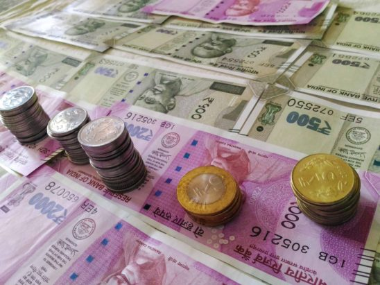 Indian new currencies