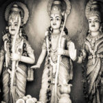 Lord rama and seetha