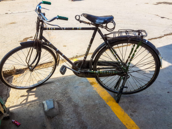 cycle indian old