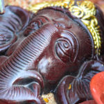Lord Ganesh Face