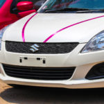 new maruthi suzuki swift dzire car