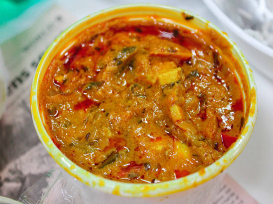 panner masala curry for rotis