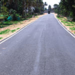 Indian Asphalt Road