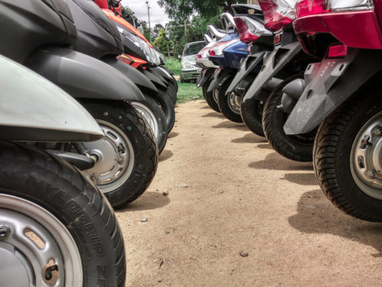 two wheeler scooter tyres