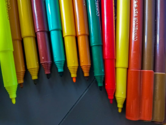 sketch pens for drawing