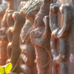 snake on stones - Temple - Devotional