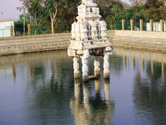 Kalyani at Narasimha Theertha Mulbagal