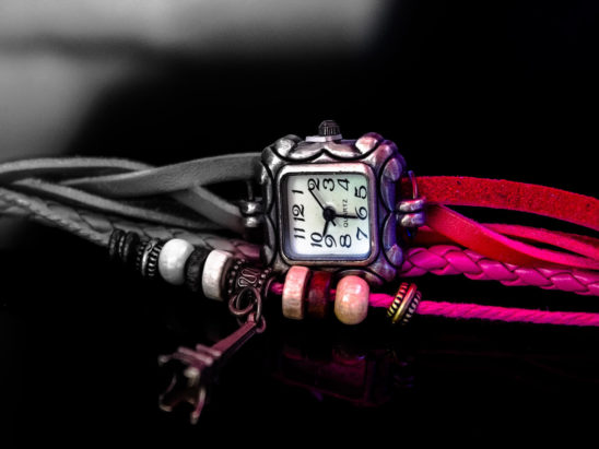 Vintage Look of Women Wrist Watches