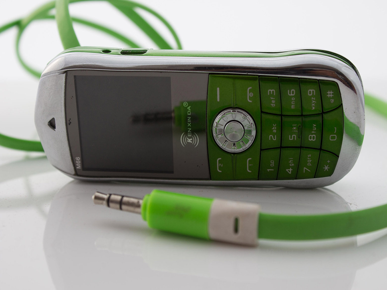 MOBILE PHONE WITH CABLE
