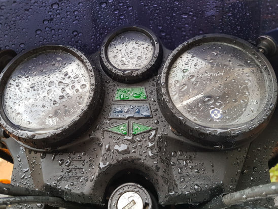 Two Wheeler Indicator and meters