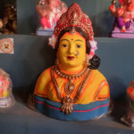 Godess Gowri and Ganesh idols for Sale