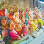 Ganesh Idol Making