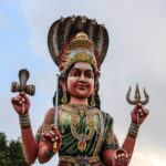 Lordess OmShakthi idol