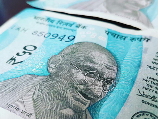 mahatma gandhi on new indian 50 rs note
