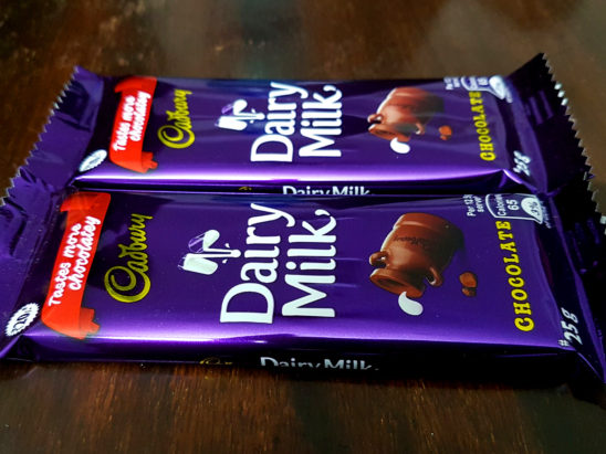 Diary Milk Chocolate