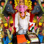Teacher Type Ganesh Idols