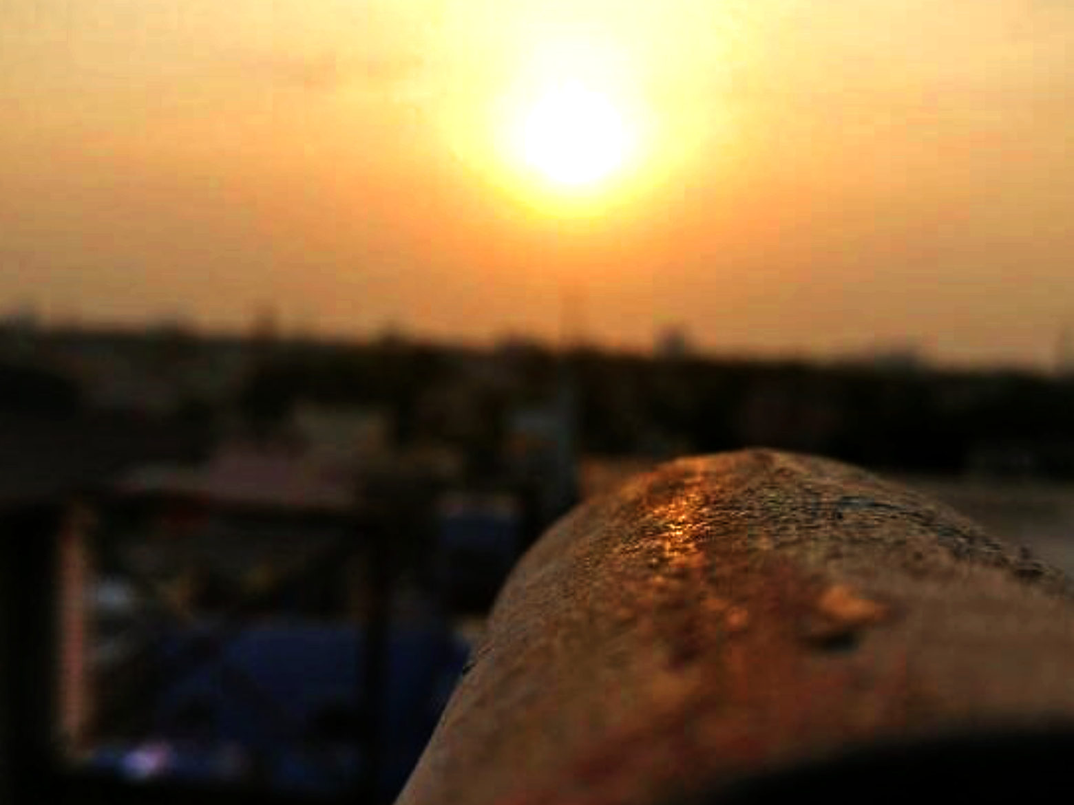 sunset captured