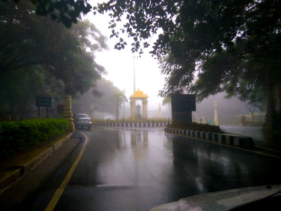 tirumala entrance