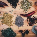 indian spices list with picture